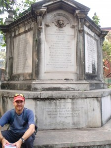 Memorial to Black Hole of Calcutta victims - fact or fiction