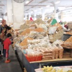 Central Markets - you name it, as long as it is fish and dried.