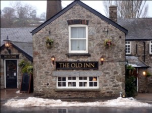 The Old Inn, Widecombe on the Moor, Devon