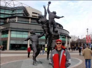 Twickenham - rugby union's hallowed ground