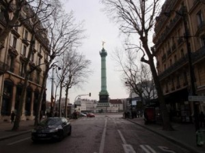 Bastile Monument