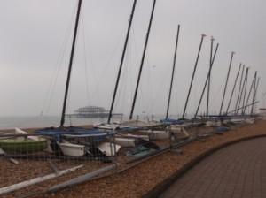 Anyone for sailing?