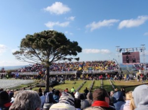 Lone Pine Memorial - Gallipoli 2011