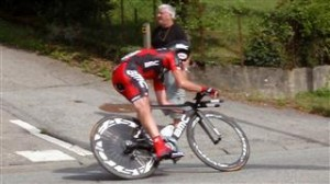 Awesome ride Cadel