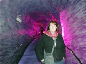 Disco ice cave?
