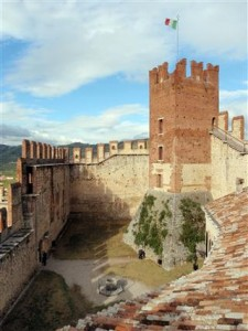 The Castello - well worth a visit