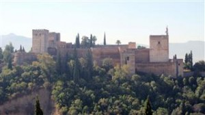 Alhambra looks more impressive from afar